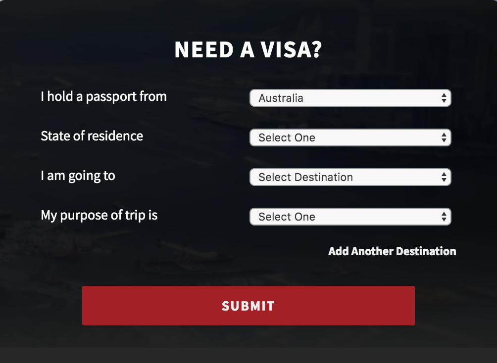 Visa Link