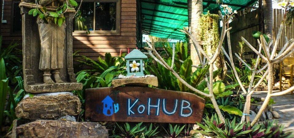 Kohub Thailand Coworking space