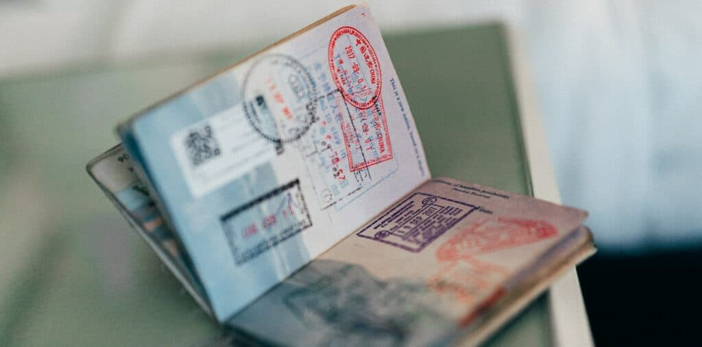 A valid visa for Onward Ticket